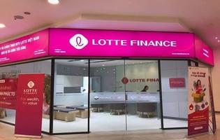 Nhân viên kinh doanh cho vay tiền mặt lotte finance hàn quốc