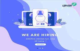 Graphic designer - vector art