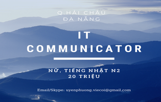 ĐÀ NẴNG - IT COMMUNICATOR