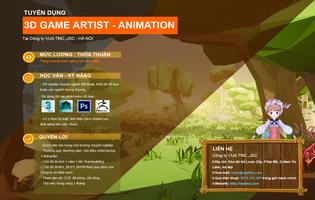 THIẾT KẾ 3D GAME ARTIST