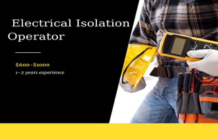 Electrical Isolation Operator