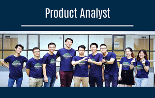 [HCM] Product Analyst (Problem Solving/ Analytical/ Marketing /UX/ Product/ Insight Driven Mindset