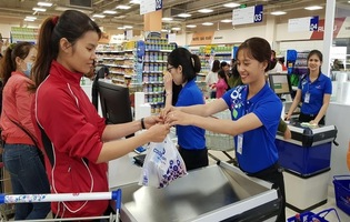 Siêu thị coopmart tuyển nhân viên làm thời vụ Tết