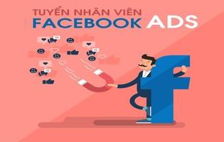 Nhân Viên chạy quảng cáo Facebook & Facebook Ads