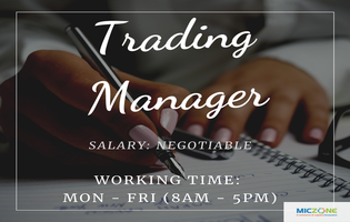 Trading Manager