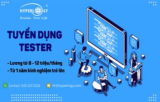 Nhân viên kiểm thử phần mềm (Software Tester) / BA (Business Alalyst) tại Hà Nội