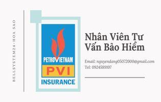 Nhân Viên Tư Vấn Bảo Hiểm Của Tập Đoàn Dầu Khí Việt Nam