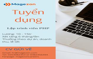 Lập trình viên PHP