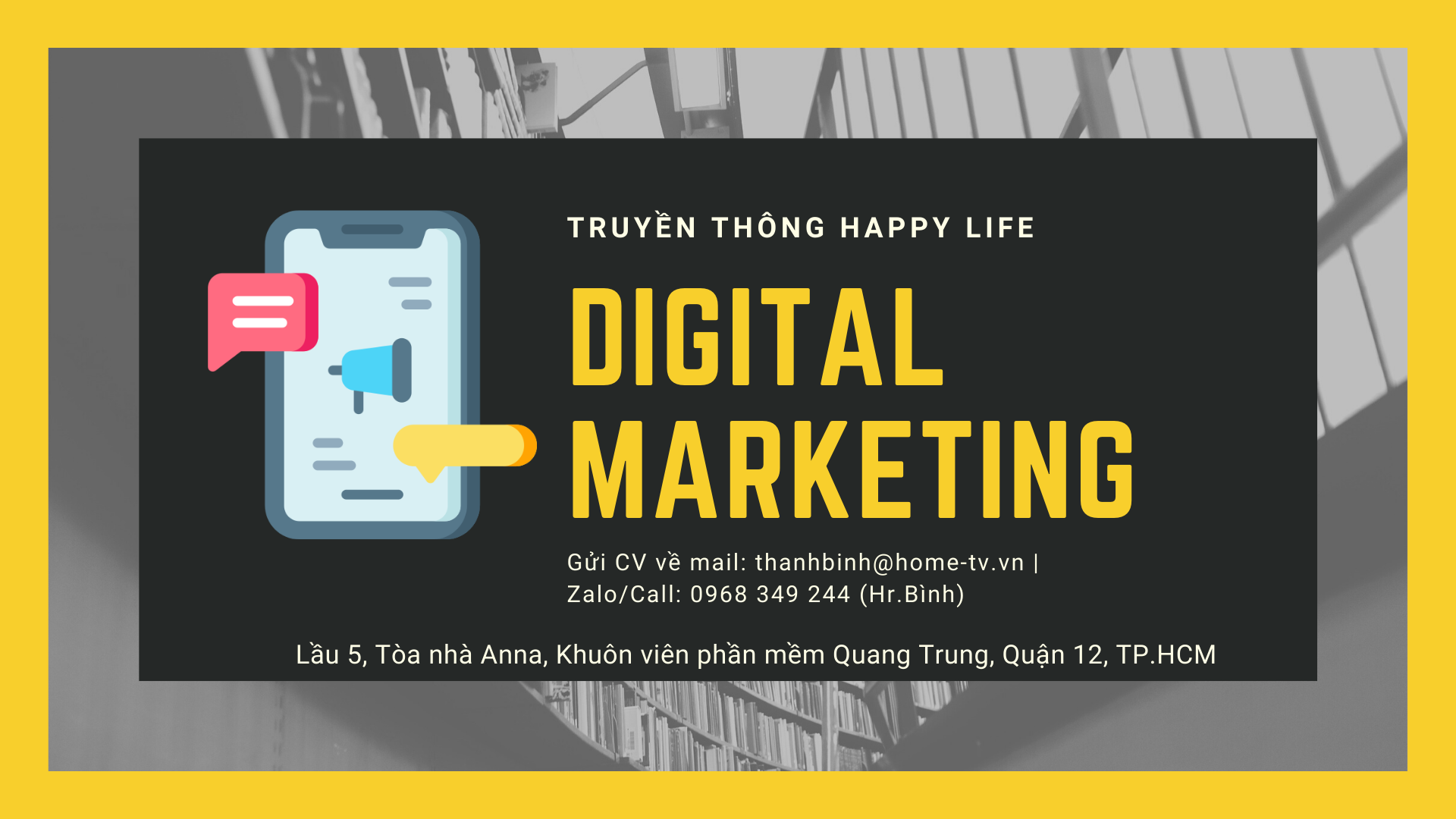 Nhân viên Digital Marketing