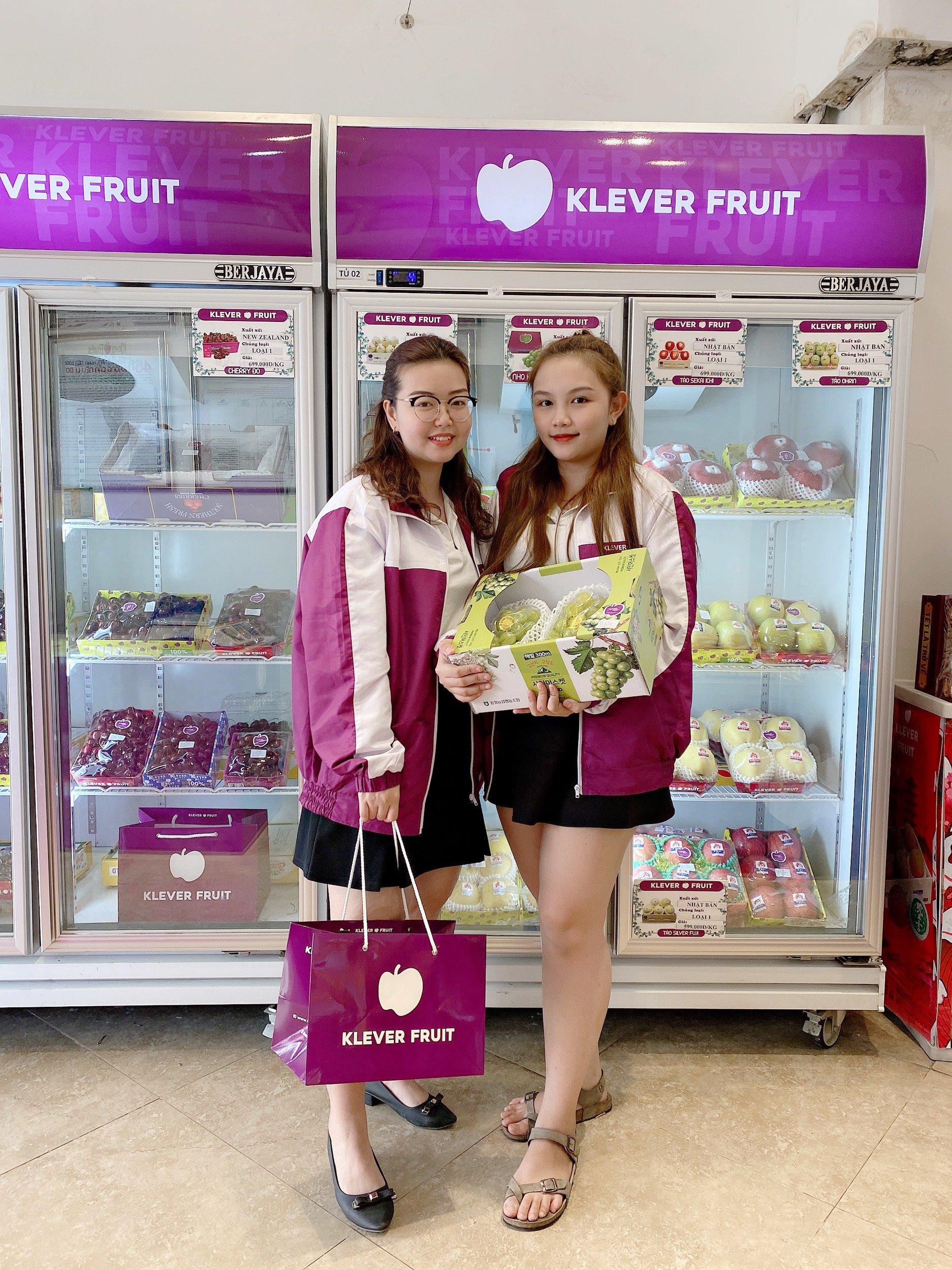 Thủ Quỹ Công Ty F&B Klever Fruit