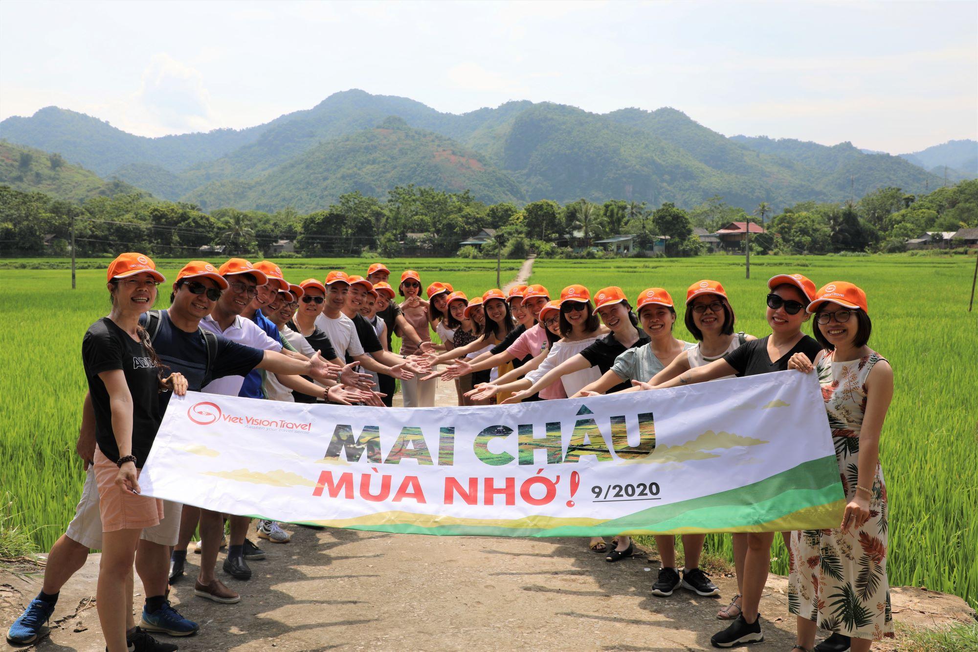 Nhân Viên Sales Du Lịch Nội Địa tại Hà Nội