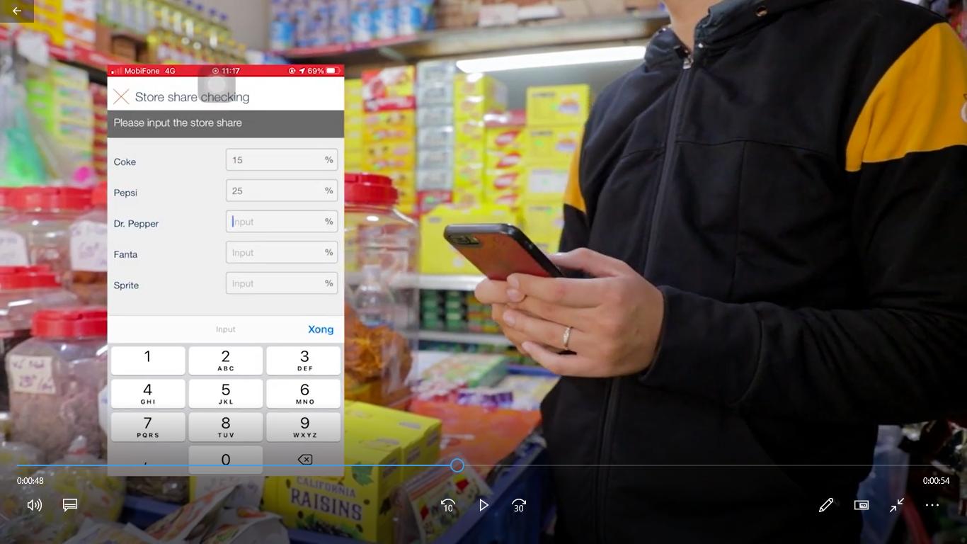 Nhân viên Audit - Kiểm tra ngành hàng tại hệ thống siêu thị