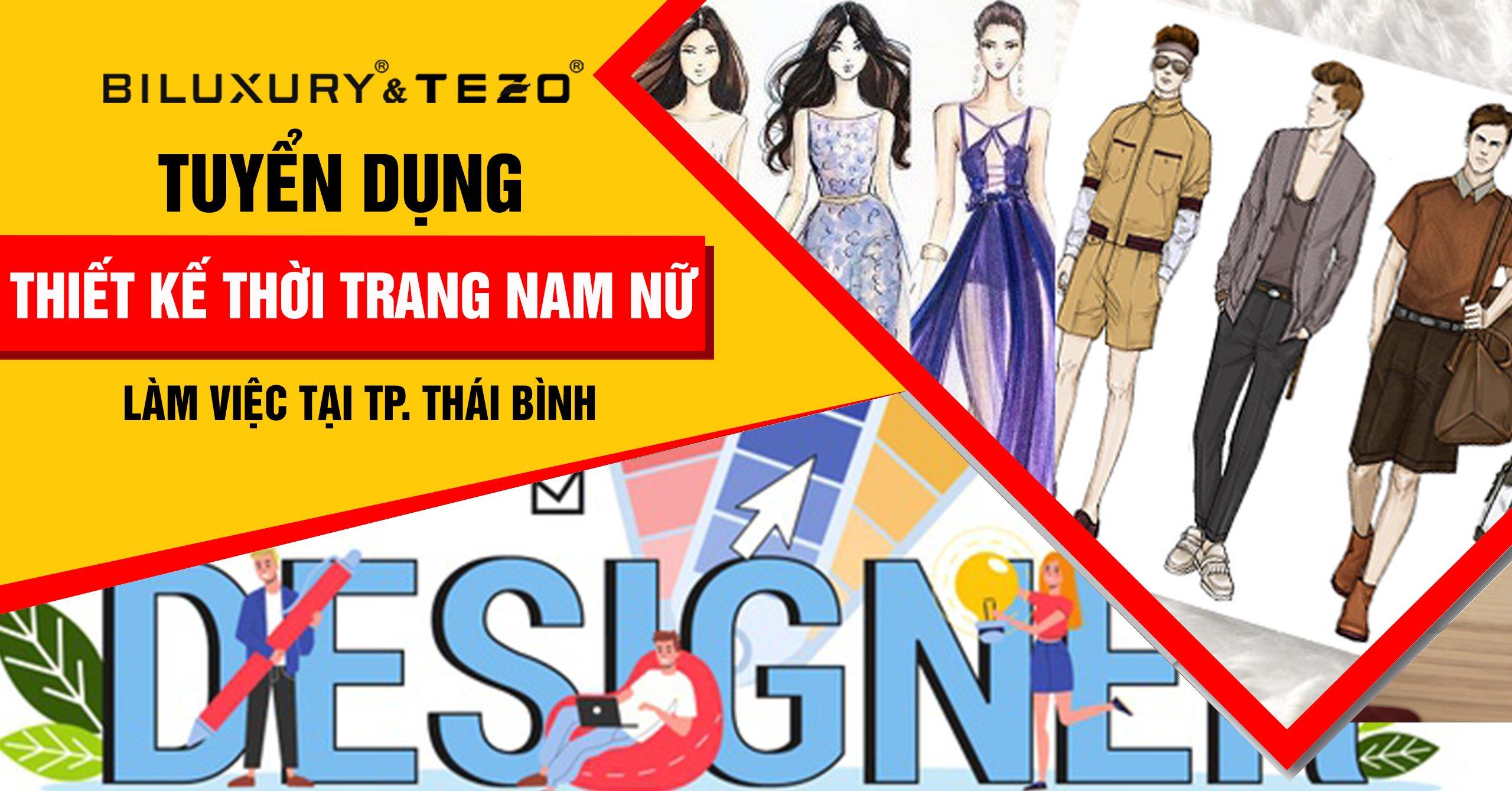 Nhân viên thiết kế thời trang