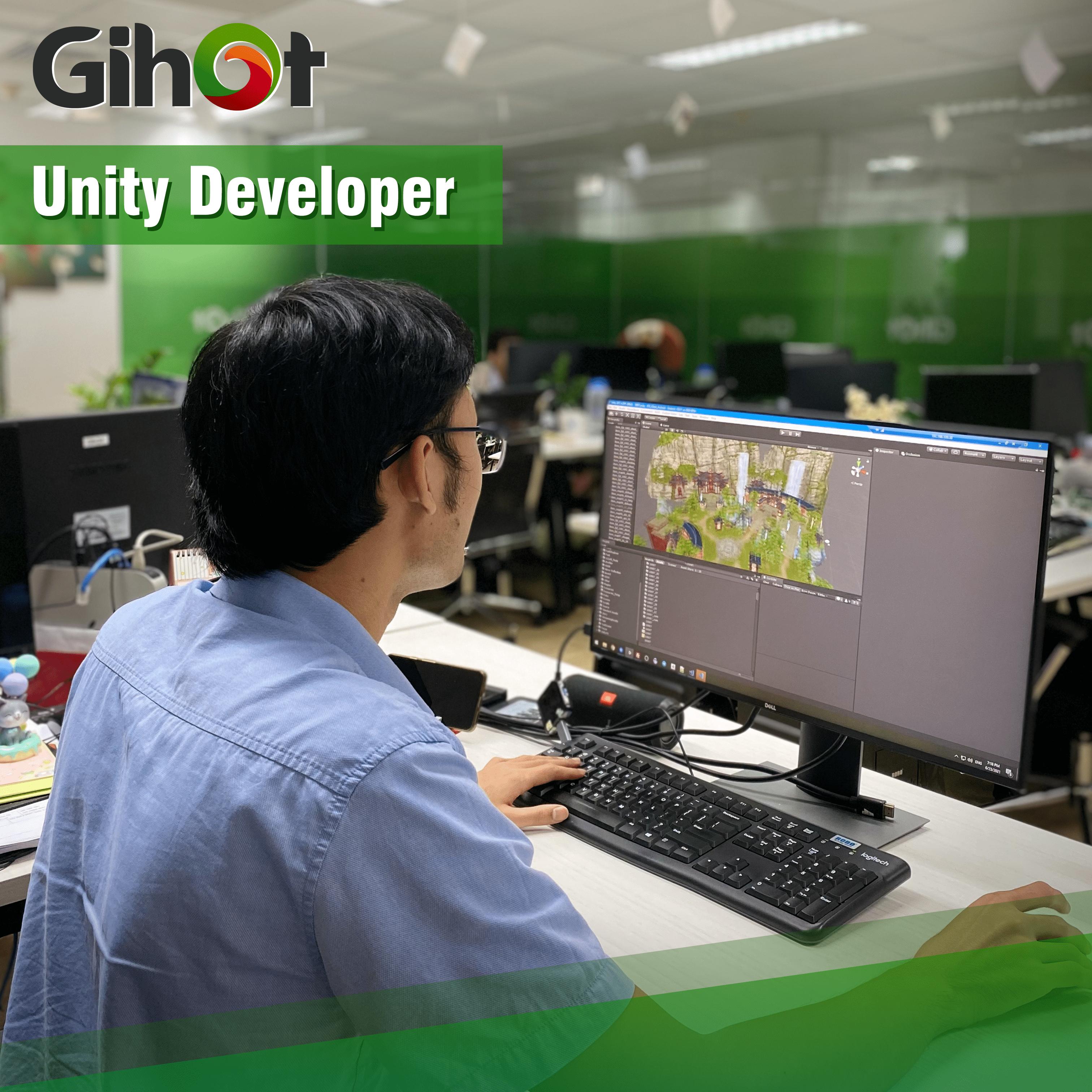 Unity Game Developer (Fresher/Junior)