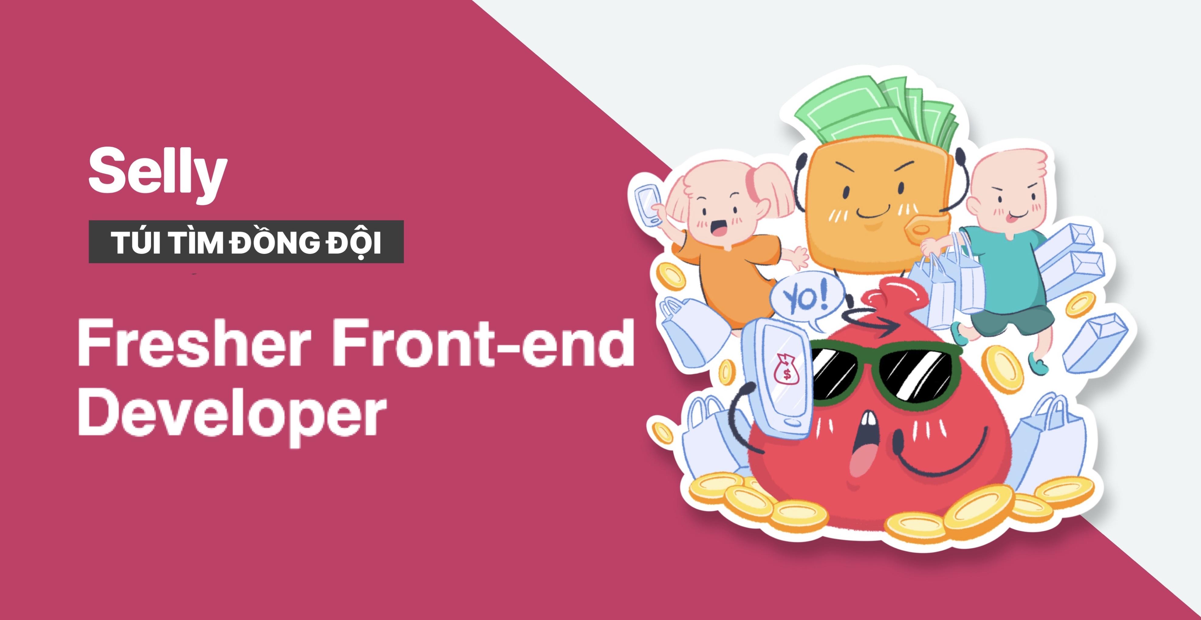 Fresher Frontend Developer