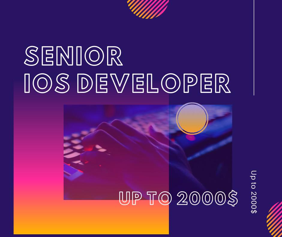 Senior iOS Developer (Quận 1)