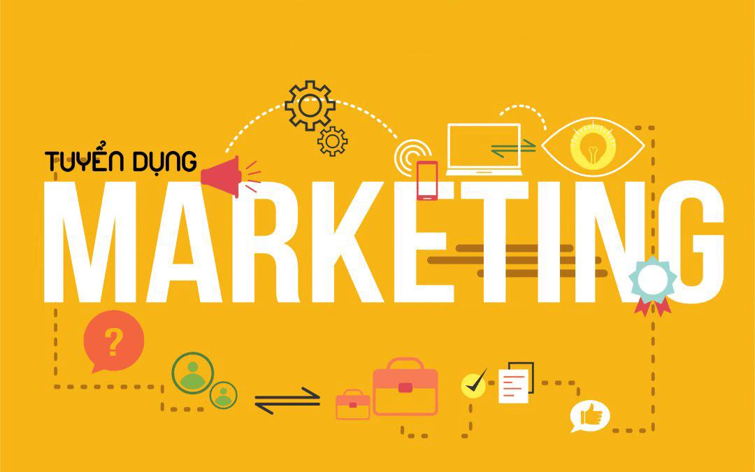 Tuyển dụng nhân viên quản trị website - marketing