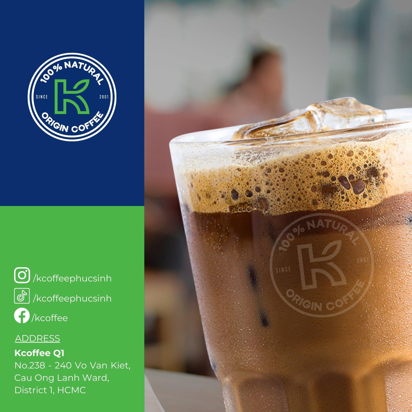 NHÂN VIÊN PHỤC VỤ K COFFEE
