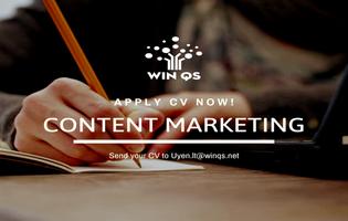 Nhân viên Content Marketing